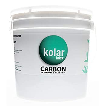 Image of Kolar Labs – Premium Catalytic Activated Carbon – Chlorine, Chloramine and Hydrogen Sulfide Removal for Tap Water, Reverse Osmosis Filtration Systems and Aquariums Pet Supplies