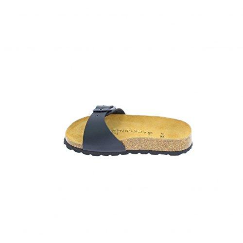 Backsun - Tongs / Sandales - Bs-15287 - Noir