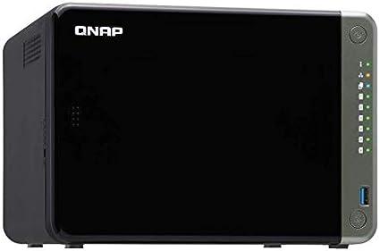 Qnap Ts 653d 4g 6bay 2 0ghz Qc 4gb Computer Zubehör