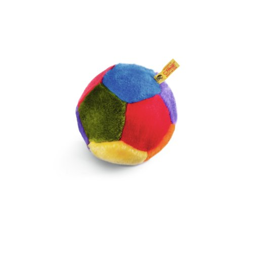 Steiff 205286 Play Ball Plush Toy, - Ball Steiff