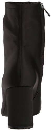 Jessica Simpson Kvinna Merta Mode Boot Svart Satin