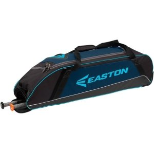 Easton E300W Wheeled Bag, Navy, 36 x 9 x 9-Inch (Easton Wheeled Baseball Bag)
