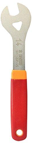 Unior 14mm Cone Wrench, Red/Orange