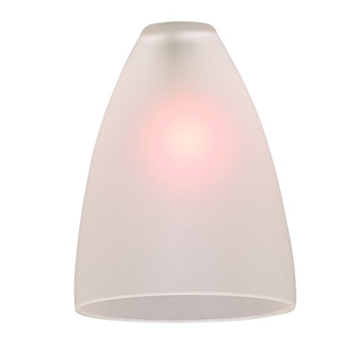 Mania - Pendant Glass Shade - Frosted Glass Finish