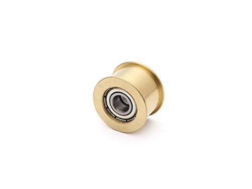Bohrung 6,00mm H7 mit Klemmschrauben Zahnriemenrad HTD-3M 9mm breit 20 Zähne