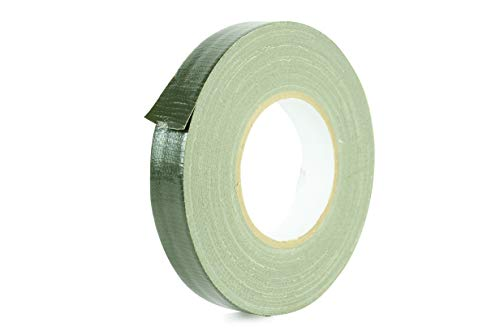 - MAT Duct Tape Olive Drab Industrial Grade - 1.5 in. x 60 yds. - Waterproof, UV Resistant for Crafts, Home Improvement, Repairs, Projects (Available in Multiple Colors)