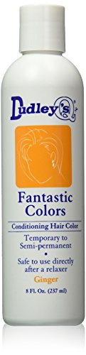 Dudley's Fantastic Colors Conditioning Hair Color, Ginger...