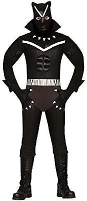 FIESTAS GUIRCA Disfraz de Pantera Negra para Disfraz de Hombre ...