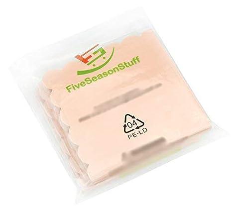 Eco-friendly Disposable FiveSeasonStuff Wooden Cutlery Sets Biodegradable 24 Forks
