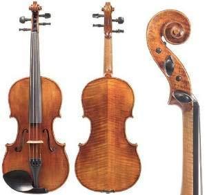 Professional Handmade D Z Strad Viola model 400