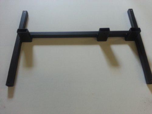 - Steel Target Stand Fits IDPA & IPSC Targets 24