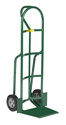 Little-Giant-T-364-8S-Shovel-Nose-Hand-Truck-with-Loop-Handle-800-lb-Capacity-Green