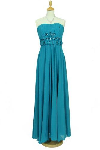 Bodenlanges Chiffon 34 Ricarda mit Ballkleid Gr Farben vers Abendkleid Träger xxArw1