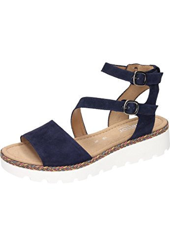 82 Fl multi Sandals G bluette Gabor Womens 860 zdwWq7