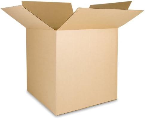 EcoBox 36 x 36 x 36 Inches Corrugated Shipping/Moving Box Carton (E2294)