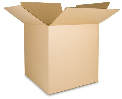 EcoBox 34 x 34 x 34 Inches Corrugated Shipping/Moving Box Carton (E1915)