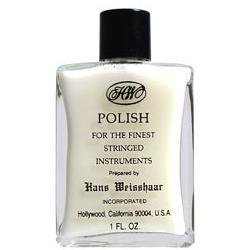 Hans Weisshaar Polish for String Instruments