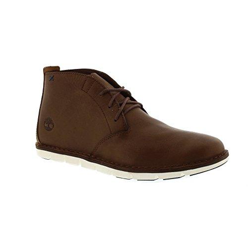 Timberland Tidelands Desert Boot - CA1PEQ Dark Brown Full Grain Brown