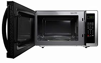 Farberware Classic FMO11AHTBKD 1.1 Cubic Foot 1000-Watt Microwave Oven