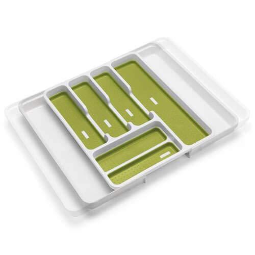 35/ Addis cassetto organizzatore /58.5/x 41.5/x 5/cm Bianco//Verde