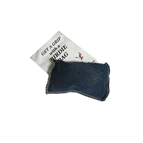 Dry Sack Golf Towel - Birdie Bag Disc Golf Grip Enhancer - Small