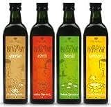 Infused/Flavored Extra Virgin Olive Oil – Lemon 250ml/8.5fl oz