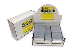 Fredrix Cut Edge Mini Canvas Panels, 1-7/8x2-3/4, 60-Pack, White ()