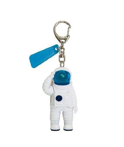 S Planet/Mr. Yupychil Astronaut Key Chain LED Light, Blue