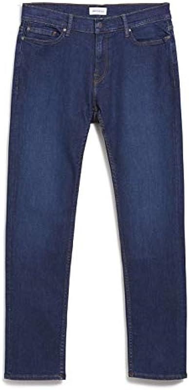 ARMEDANGELS IAAN X Stretch - Męskie Denims / 5 Pockets Slim Fit Slim Fit: Odzież