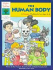 img - for The Human Body: A Science Workbook for Ages 4-6 (Gifted & Talented) book / textbook / text book