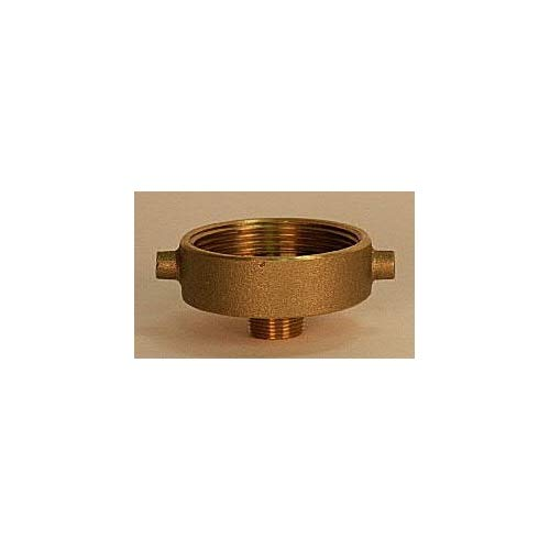 Ever-Tite 3TPHA2575T, Brass Hydrant Adapter, Pack of 10 pcs
