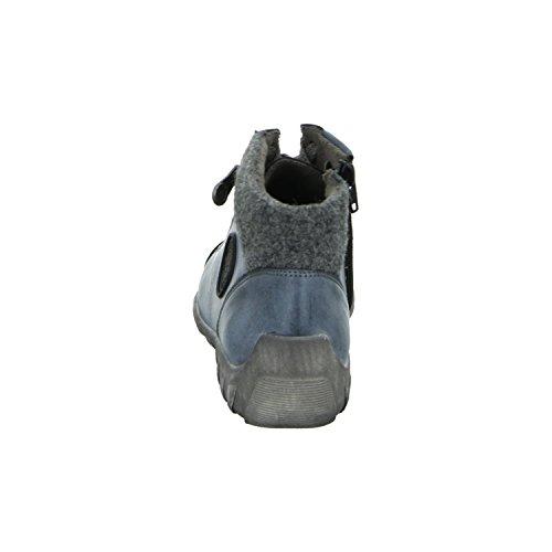Remonte–Mujer Sneakers, grà ¶ ße Azul
