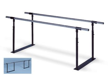 Hausmann Parallel Bar - Models 1319 Folding Parallel Bar Adjustable Folding Parallel Bars