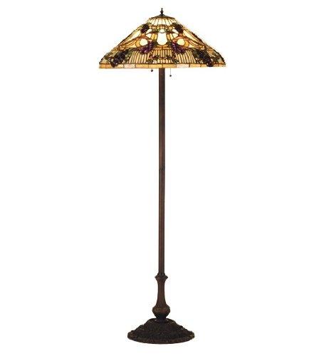 64 Inch H Jeweled Grape Floor Lamp Floor Lamps: Amazon.co.uk