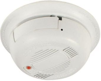 COP USA SDR35 Functional Smoke Detector Covert Color Camera, SONY CCD 470TVL 0.1Lux 3.7mm Pinhole Lens DC12V 150mA