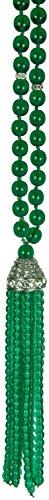 Kenneth Jay Lane Womens 5606NE Necklace (Kenneth Jay Lane Emerald Necklace)
