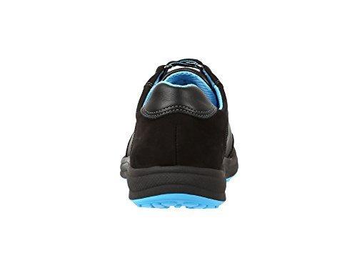 SAS Women's Sporty Black 8.5 W - Wide (C) US - Sas Comfort Shoes