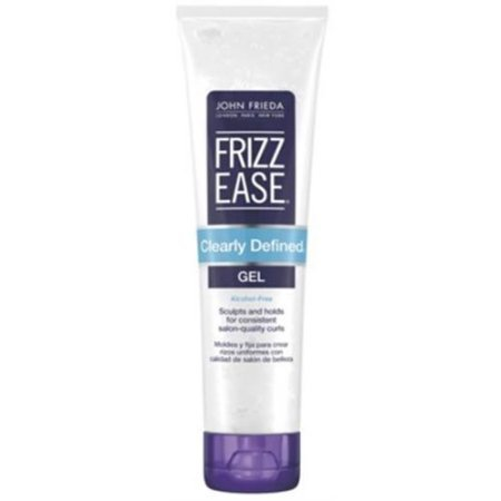 Price comparison product image John Frieda Frizz-Ease Clearly Defined Style-Holding Gel 5 oz (Pack of 3)