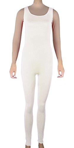 Howriis - Body - para mujer blanco