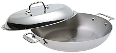 All-Clad 5400 Stainless 13-Inch Braiser Pan