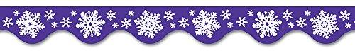 Winter Border Trim Party Accessory (1 count) (12/Pkg)
