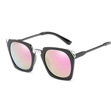 GGSSYY Gafas de Sol cuadradas de Gran tamaño Gafas de Sol de ...