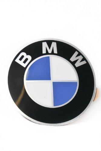 BMW Plaquette avec film adhsif /Ã/˜ 58/Â/mm