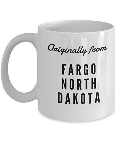 Fargo Movie Mug Christmas Adults For Cup Gift For Colleague Coworker Best Friend Lover Christmas Birthday Appreciation Present Exchange Idea ()