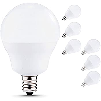 jandcase candelabra light bulbs e12 led bulbs 40w equivalent 5w 450lm