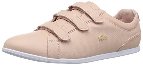 Lacoste Rey Strap Sneakers Voor Dames, Natuurlijk Synthetisch