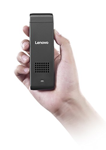 Lenovo Ideacentre Stick 300 Mini Desktop (Intel Atom Z3735F, 2 GB RAM,...