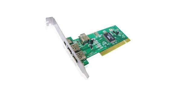 Ex-Pro - Tarjeta PCI (Firewire, IEEE1394, 3 puertos de 6 ...
