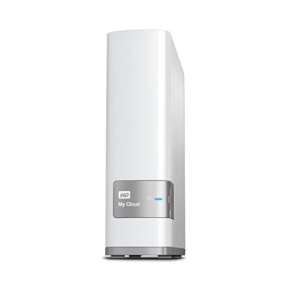 Western Digital Content Solutions Business My Cloud EX2 Ultra 4TB 2-Bay External Hard Drive