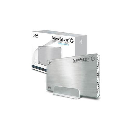 (Vantec NST-366S3-SV NexStar 6G 3.5inch SATAIII to USB3.0 External HDD Enclosure Retail)